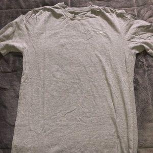Simple Gray Nike T-shirt